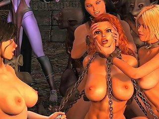 Dark Witch Diaporama Hentai Hd Porn Video 8b Xhamster