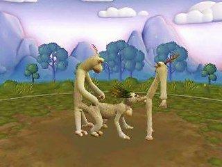 Spore Creator Threesome